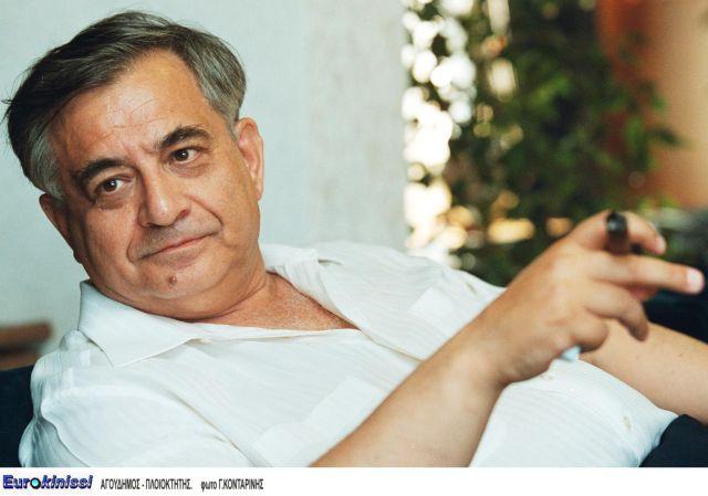 Πέθανε ο εφοπλιστής της ακτοπλοΐας Γεράσιμος Αγούδημος | tovima.gr
