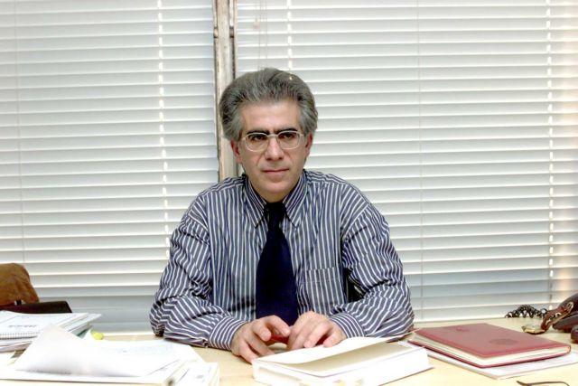 Νέος πρόεδρος της ΝΕΡΙΤ ο καθηγητής Αντώνης Μακρυδημήτρης | tovima.gr
