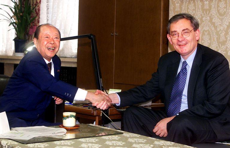 Στην Ελλάδα ο πρόεδρος της BNP PARIBAS μετά από πρόσκληση της ΕΕΤ | tovima.gr