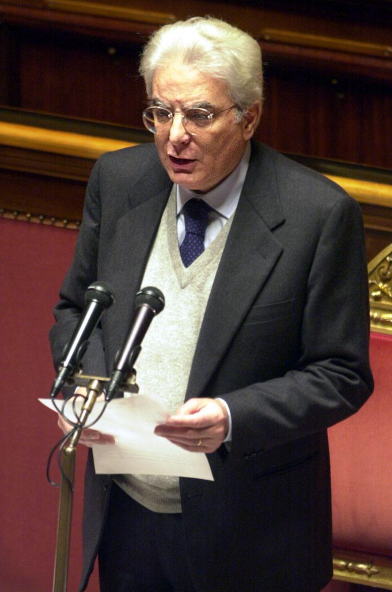 Ο Σέρτζιο Ματαρέλα εξελέγη Πρόεδρος της Ιταλίας   tovima.gr