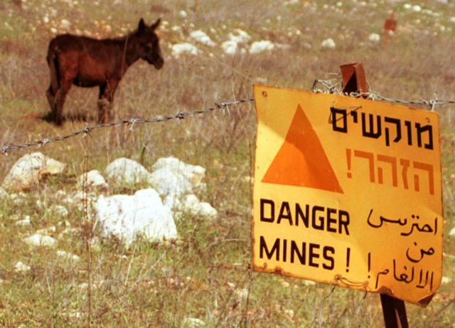 International demining NGO involved in 9-million-euro scam | tovima.gr