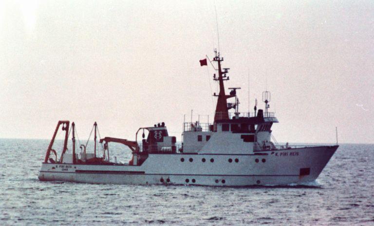Δύο τουρκικά πολεμικά πλοία βγήκαν «σεργιάνι» στις Κυκλάδες | tovima.gr