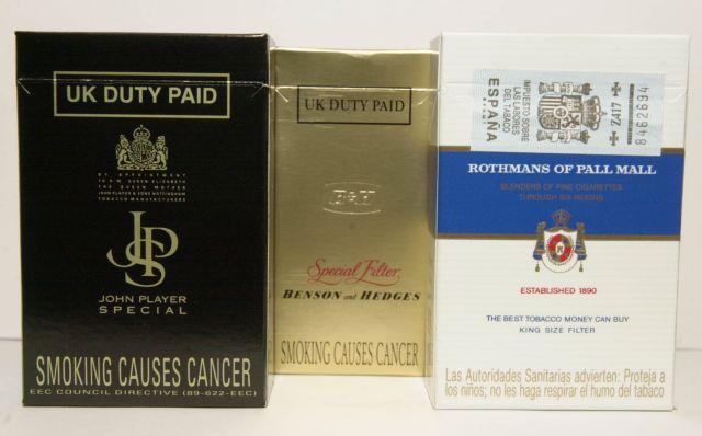 Βρετανία: απομακρύνουν τα τσιγάρα από τις προθήκες των καταστημάτων | tovima.gr
