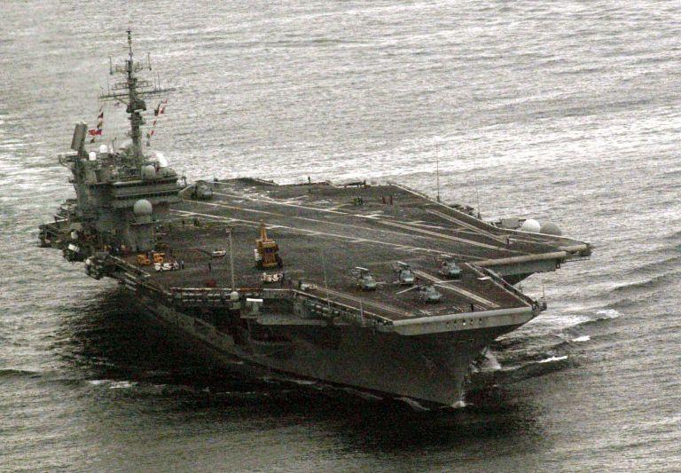Μετακινήθηκε προς τα ανατολικά ο αμερικανικός στόλος της Μεσογείου   tovima.gr