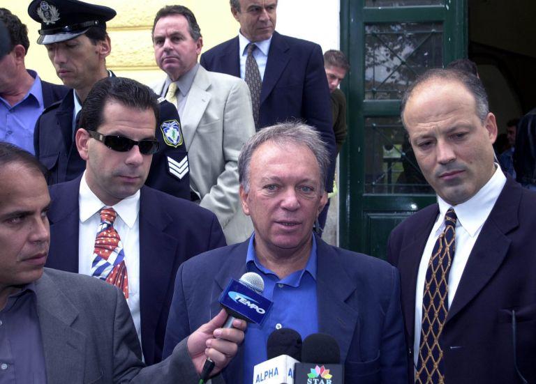 Συνελήφθη ο Δημήτρης Ρίζος για χρέη στο Δημόσιο | tovima.gr