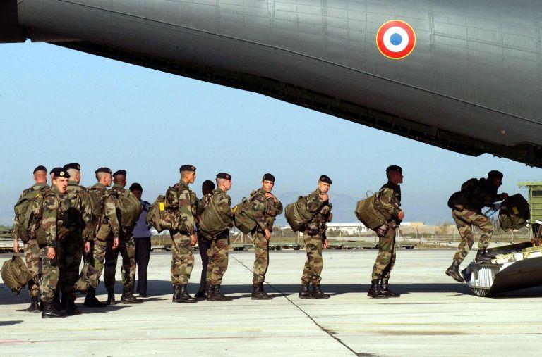 Στις δυνάμεις του Αφγανιστάν και η τελευταία περιοχή γαλλικής ευθύνης | tovima.gr