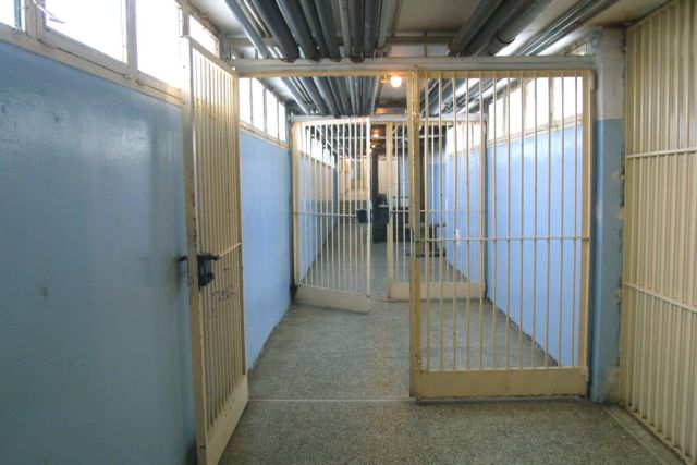 Prison inmates across Greece continue hunger strike for 9th day | tovima.gr