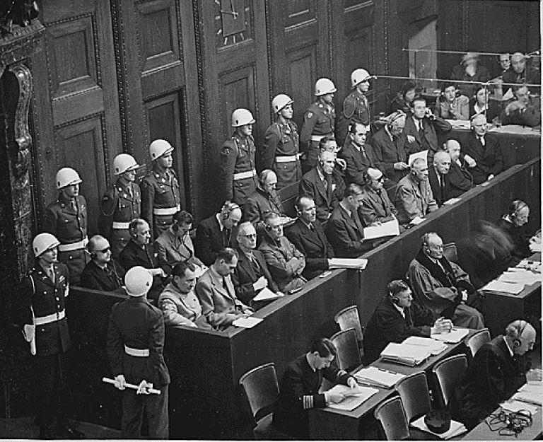 Η διερμηνεία και η δίκη της Νυρεμβέργης | tovima.gr