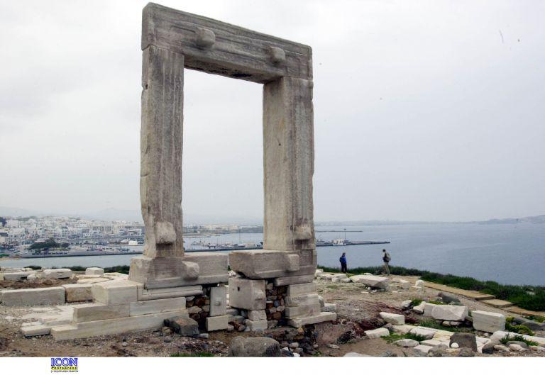 Νάξος: Δώδεκα νέες θέσεις αρχαιολογικού ενδιαφέροντος | tovima.gr
