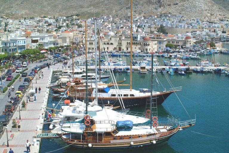 Στην Κάλυμνο το πλοίο «Παναγία Σπηλιανή»   tovima.gr