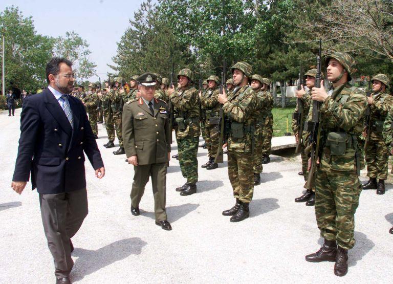 Στρατιώτης αυτοπυροβολήθηκε στη σκοπιά   tovima.gr