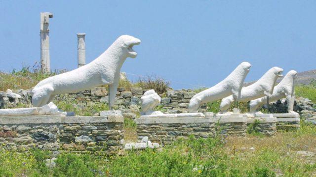 Central Archeological Council approves Delos museum construction plans | tovima.gr