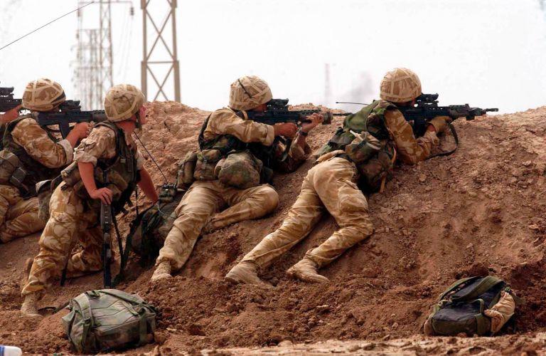 Βρετανοί εκπαιδεύονται στην Κύπρο για να πολεμήσουν τους Ταλιμπάν | tovima.gr