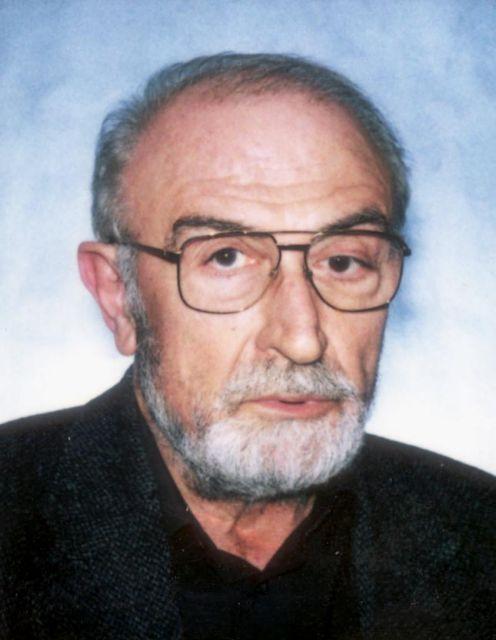 Πέθανε ο ποιητής Δημήτρης Τσακανίκας Αναλις   tovima.gr