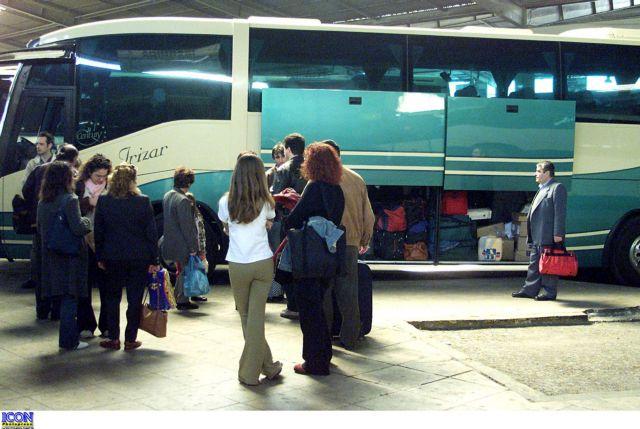 Twenty two injured in bus crash outside Patra | tovima.gr