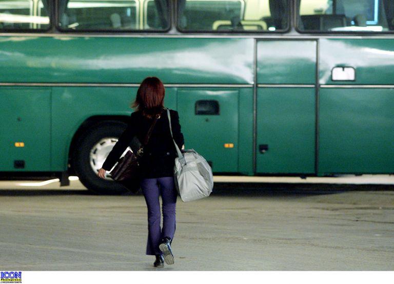 Τροχαίο με λεωφορείο των ΚΤΕΛ έξω από την Πάτρα | tovima.gr