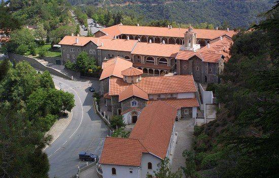 Κύπρος: Στα δικαστήρια Ιερά Μονή Κύκκου και ελληνική πολιτεία   tovima.gr
