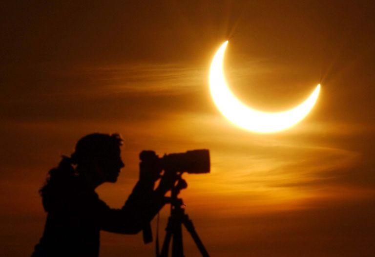 Μερική έκλειψη Ηλίου το Σάββατο – Δεν θα είναι ορατή στην Ελλάδα | tovima.gr