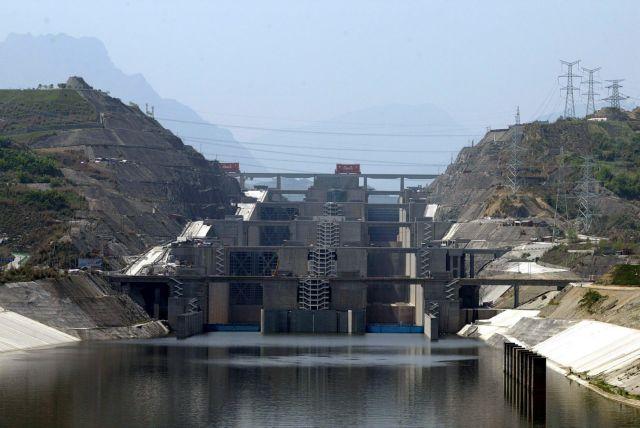 Υπερχείλισε ποταμός στην Κίνα | tovima.gr