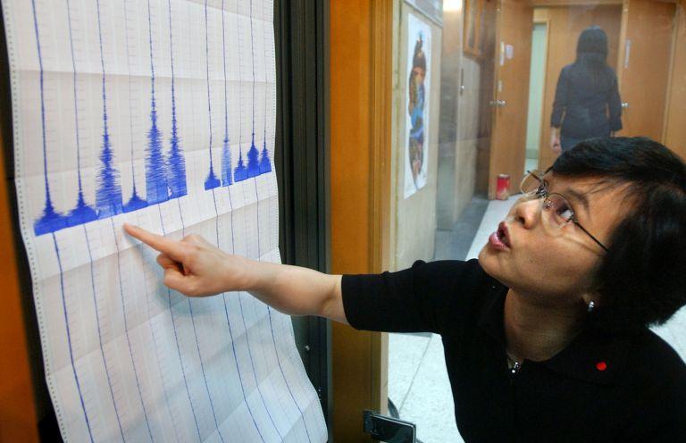 Ισχυρή σεισμική δόνηση 5,9 βαθμών στην νότια Κίνα | tovima.gr