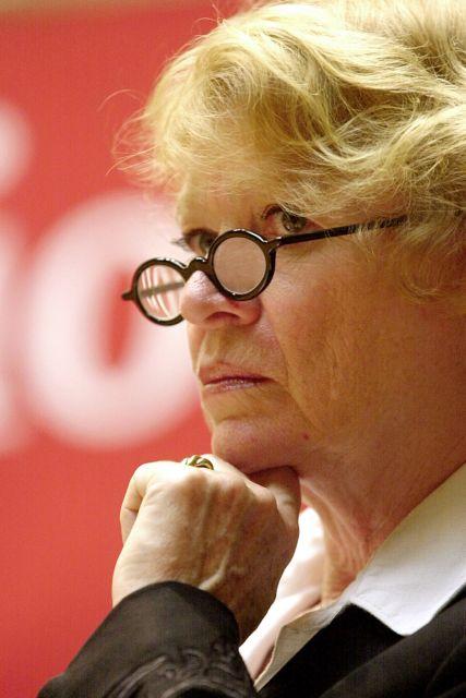 Εύα Ζολί: «Οι δικαστές σας δεν είναι πια ανυπόληπτοι»   tovima.gr