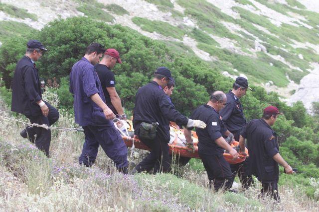 Επιθεωρητής Πυροσβεστικής Β. Ελλάδας: Προσοχή στις αναρριχήσεις   tovima.gr