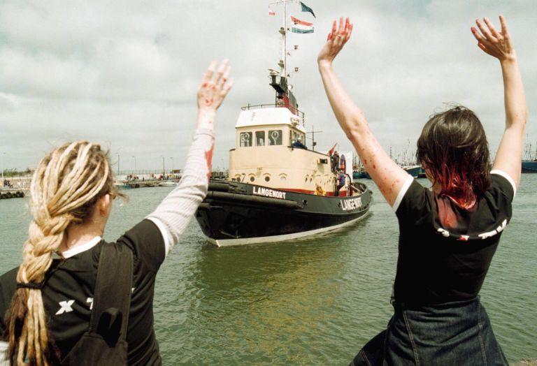 Το «πλοίο των αμβλώσεων» σαλπάρισε για Μαρόκο | tovima.gr