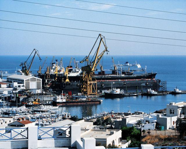 Γιατί οι Αμερικανοί επενδύουν στο Νεώριο Σύρου | tovima.gr