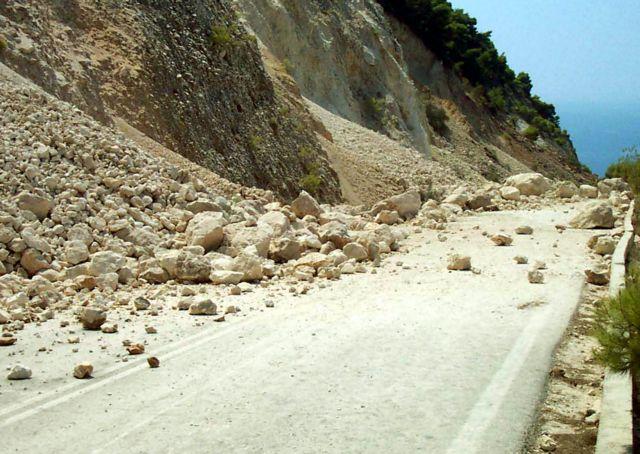 Lefkada: 6.1R earthquake felt across Ilia and Kerkyra   tovima.gr