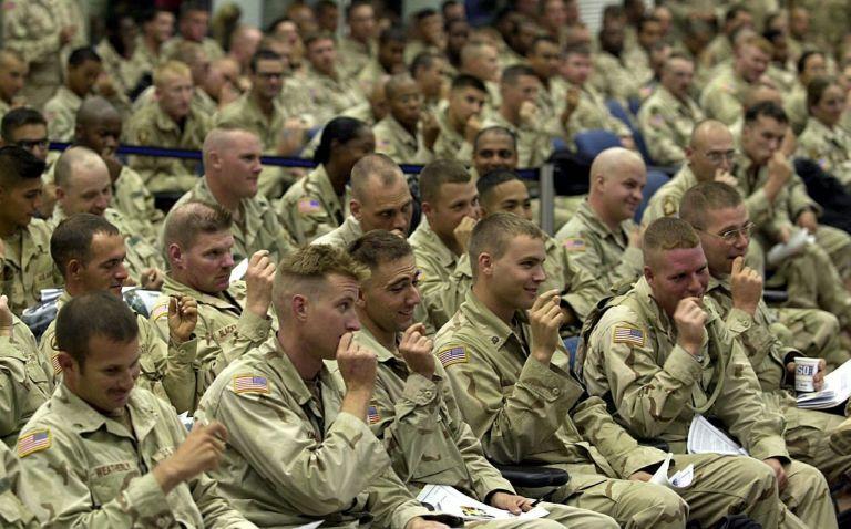 Οι ωμότητες των ΗΠΑ στο Αφγανιστάν | tovima.gr