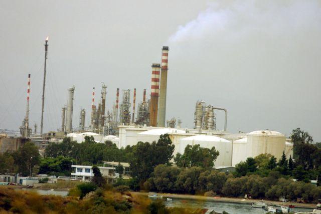 Σε τροχιά υλοποίησης η σύνδεση της Motor Oil με το σιδηροδρομικό δίκτυο | tovima.gr