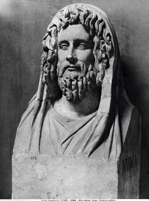 Πομπίλιος Νουμάς 8ος-7ος αιώνας π.X. | tovima.gr
