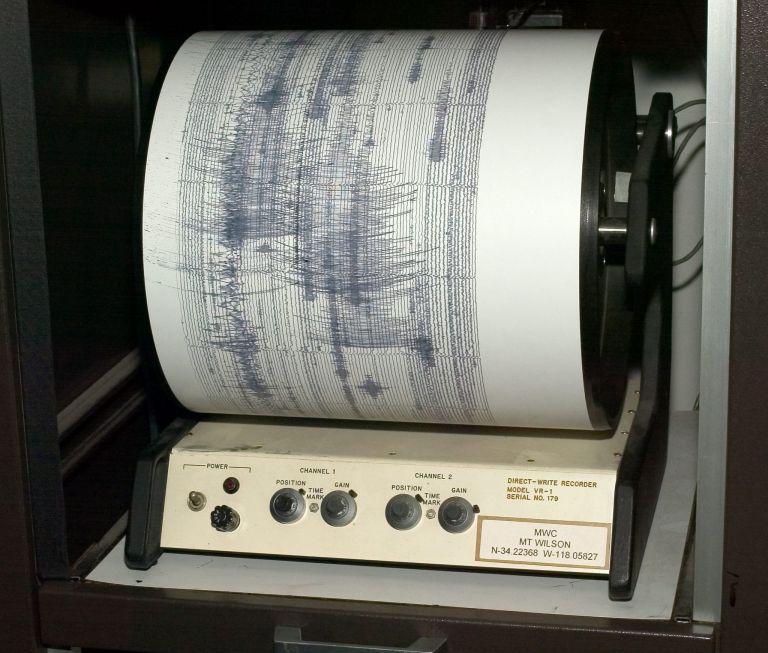 Σεισμός μεγέθους 3,7 βαθμών ανοιχτά της Αίγινας | tovima.gr
