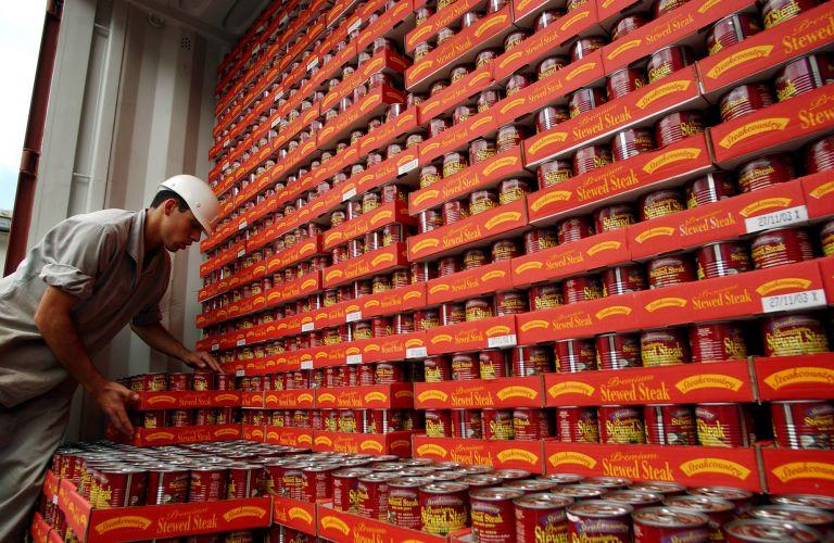 Εξήγαμε τρόφιμα 2,6 δισ. ευρώ το 2010 | tovima.gr