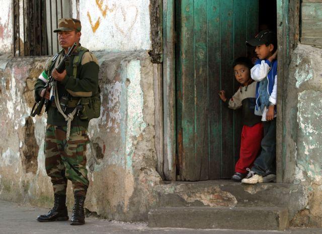 Γουατεμάλα: Δεκαεννέα παιδιά νεκρά από φωτιά σε άσυλο για θύματα βίας | tovima.gr
