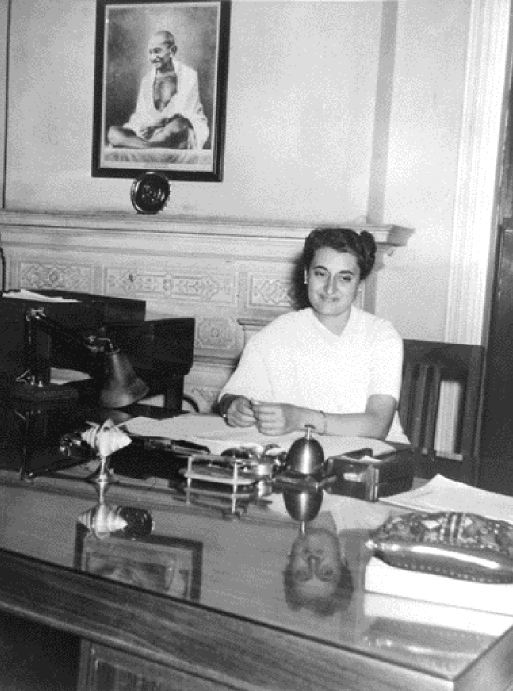 Ιντιρα Γκάντι 1917-1984 | tovima.gr
