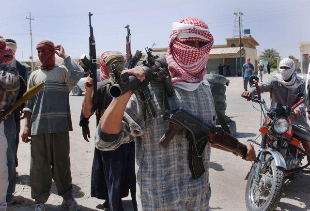 Η εξάπλωση του Ισλαμικού Κράτους | tovima.gr