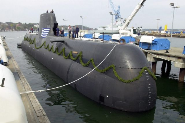Opposition submits its proposal for a submarine inquiry | tovima.gr