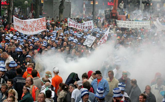 Ολλανδία: Κύμα απεργιών για τις συλλογικές συμβάσεις εργασίας | tovima.gr