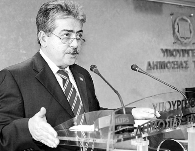 ΕΛ.ΑΣ.: Το τέλος της «εποχής Νασιάκου» | tovima.gr