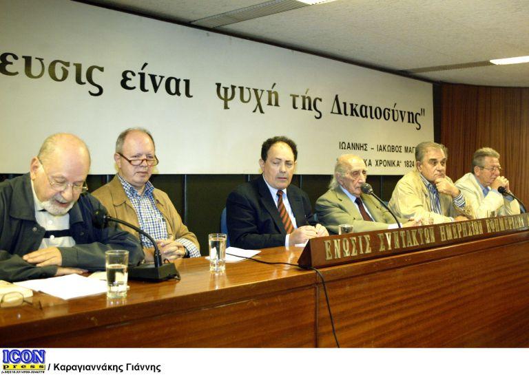 Πέθανε σε ηλικία 60 χρόνων ο Κώστας Κάρης   tovima.gr