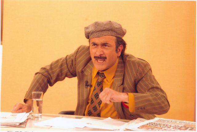 Εθνικό:Ματαίωση παράστασης Λάκη λόγω προβλημάτων υγείας   tovima.gr
