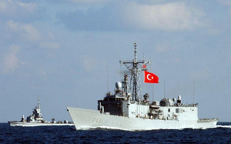 Τουρκική φρεγάτα κατά νορβηγικού σεισμογραφικού στην Kυπριακή ΑΟΖ | tovima.gr