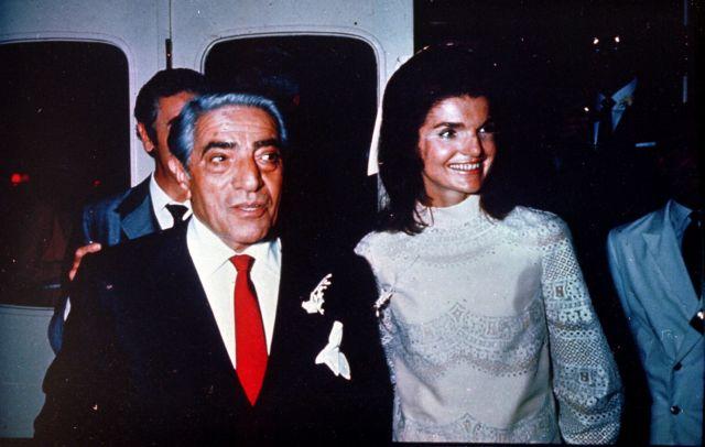 1968: 50 χρόνια από τον γάμο Τζάκι-Ωνάση | tovima.gr
