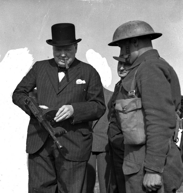 Με διαταγή Τσώρτσιλ χρήση χημικών όπλων την δεκαετία του 1920 | tovima.gr
