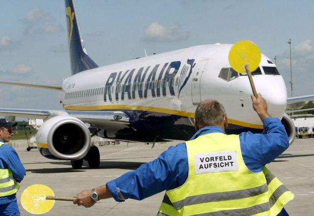 Η Ryanair σταματά τον Οκτώβριο τις πτήσεις σε Ρόδο και Κω | tovima.gr