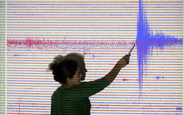 Early-morning earthquake in northern Evia felt in Athens | tovima.gr