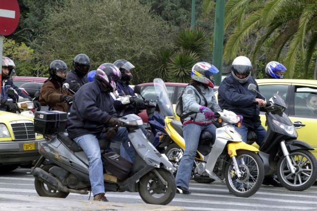 Καθεστώς αναγκαστικής ακινησίας και για τις μοτοσυκλέτες   tovima.gr