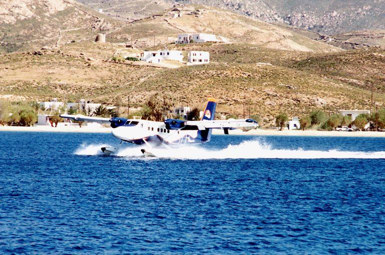 Την Παρασκευή οι πρώτες άδειες για τα υδατοδρόμια | tovima.gr
