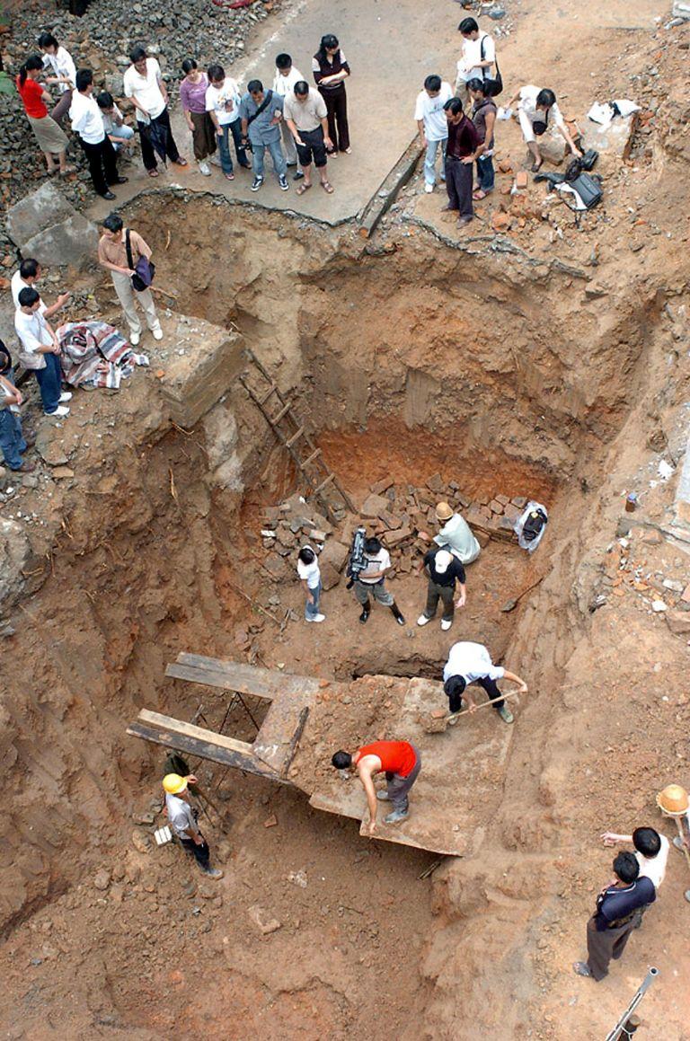 Αρχαία πόλη 2.000 χρόνων ανακαλύφθηκε στην Κίνα | tovima.gr